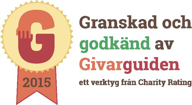 Granskad&GodkändGG 2015 - Stamp